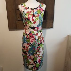 Julian Taylor Sleeveless Dress
